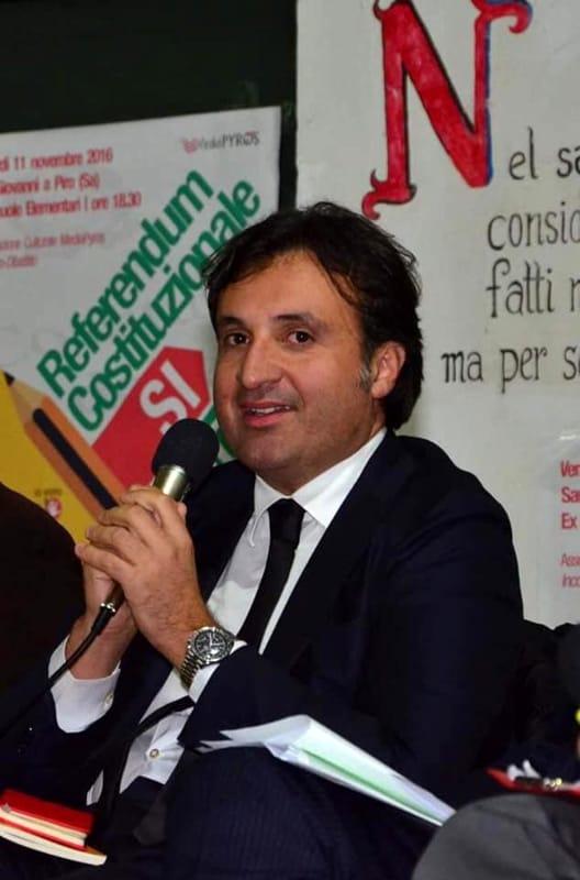 Elezioni regionali 2020, Valiante si candida con il Pd: l'annuncio