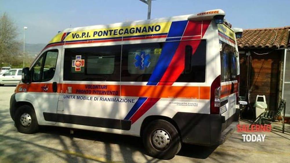 Precipita dal secondo piano: muore una donna a Pontecagnano