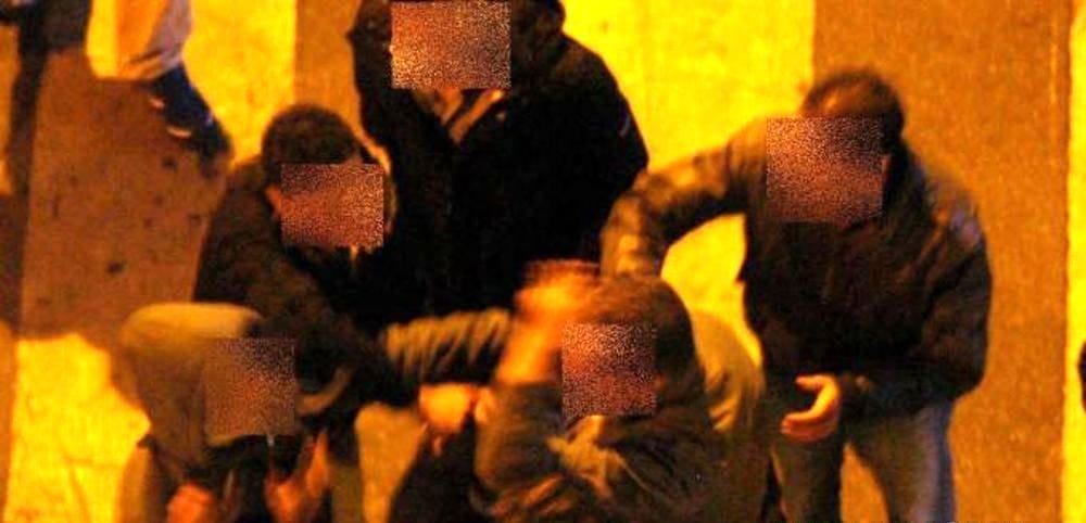 Rissa tra stranieri ubriachi a Capaccio Paestum: cinque arresti