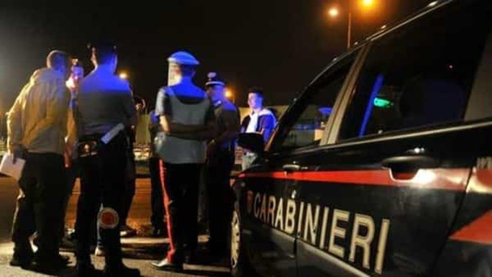 Valle dell'Irno: tentato furto a Castel San Giorgio, automobilisti sotto effetto di alcol e droga