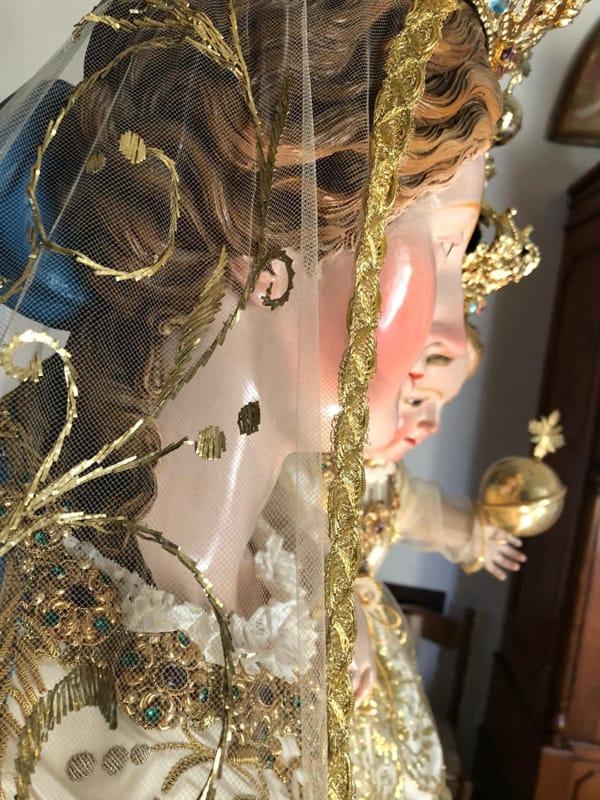 Festa al tempo del Covid: Raito onora la Madonna delle Grazie