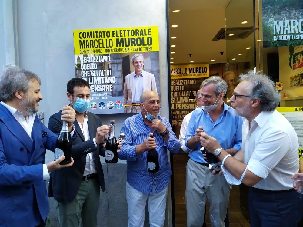 """Elezioni 2020, Murolo apre il comitato: """"Ecco le mie priorità per Cava"""""""