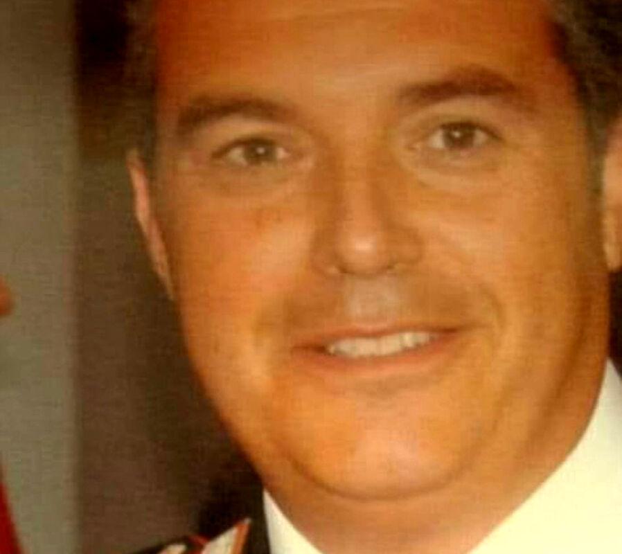 Carabinieri a lutto: muore l'appuntato Francesco Giannella, il cordoglio