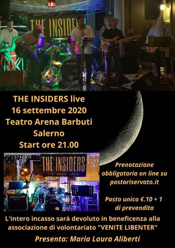 """The Life is On The Road"": serata musicale a scopo benefico ai Barbuti, premio intitolato al direttore Caliulo"