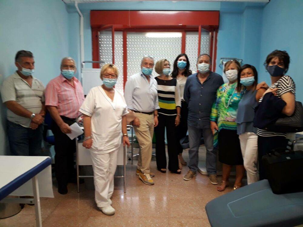 Ambulatori infermieristici distrettuali: l'Asl attiva cinque centri nel salernitano