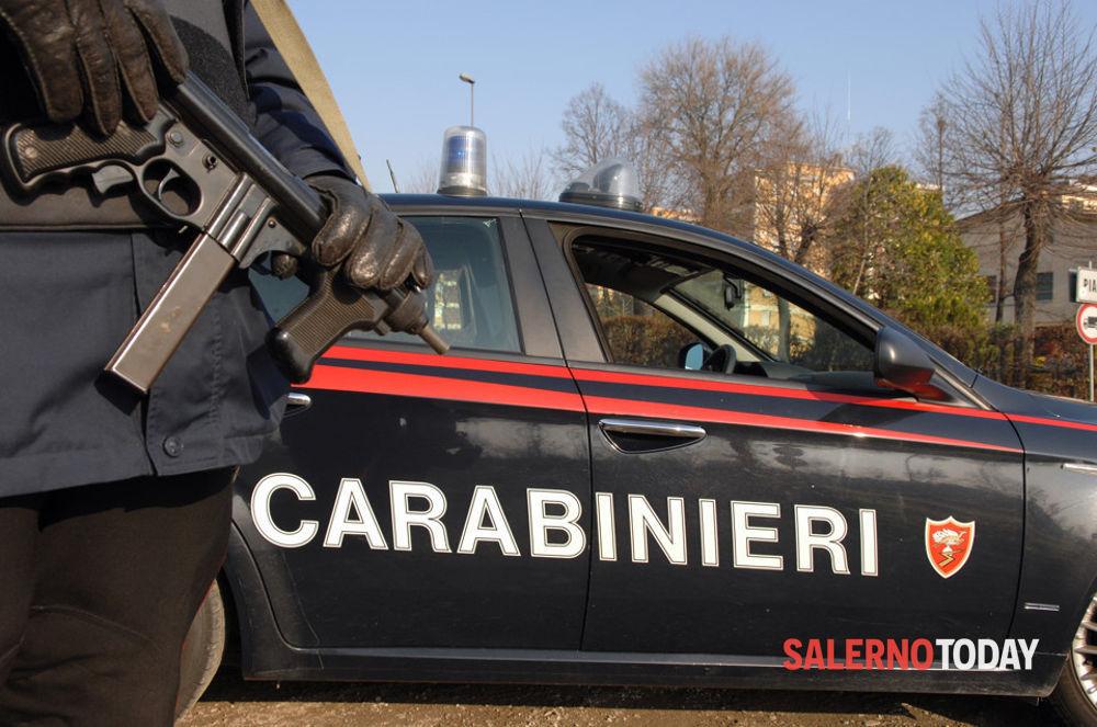 Capaccio, i carabinieri arrestano un latitante: si era nascosto in pineta