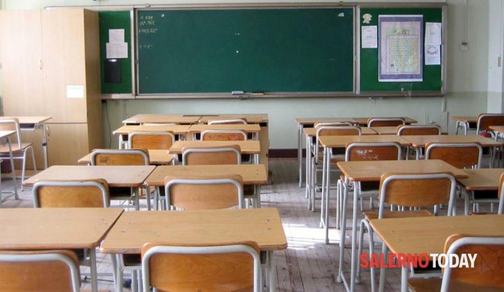 Lavori in corso nei plessi scolastici a Bracigliano: docenti in smartworking