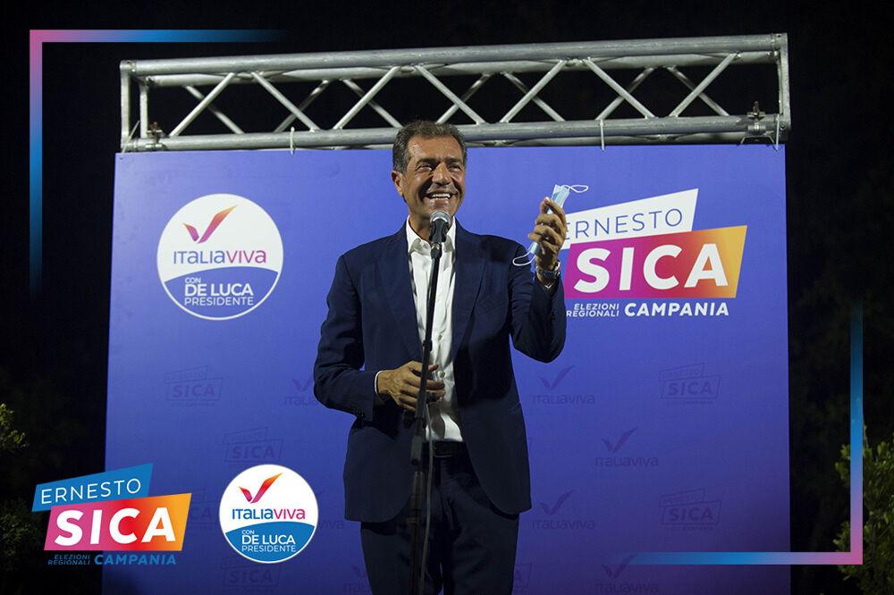 Regionali, Sica (IV) inaugura il comitato elettorale a Sant'Antonio di Pontecagnano Faiano
