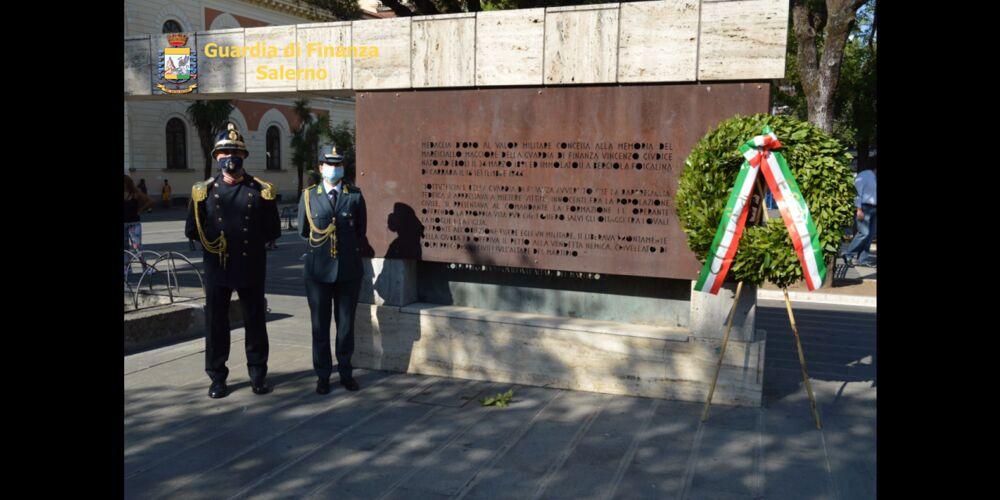 Il ricordo, Salerno ed Eboli omaggiano il Maresciallo  Maggiore Vincenzo Giudice