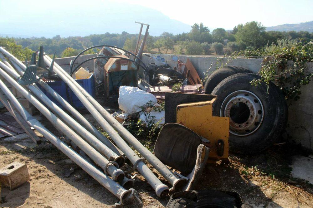Violazioni edilizie e ambientali: denunciata imprenditrice a Serre