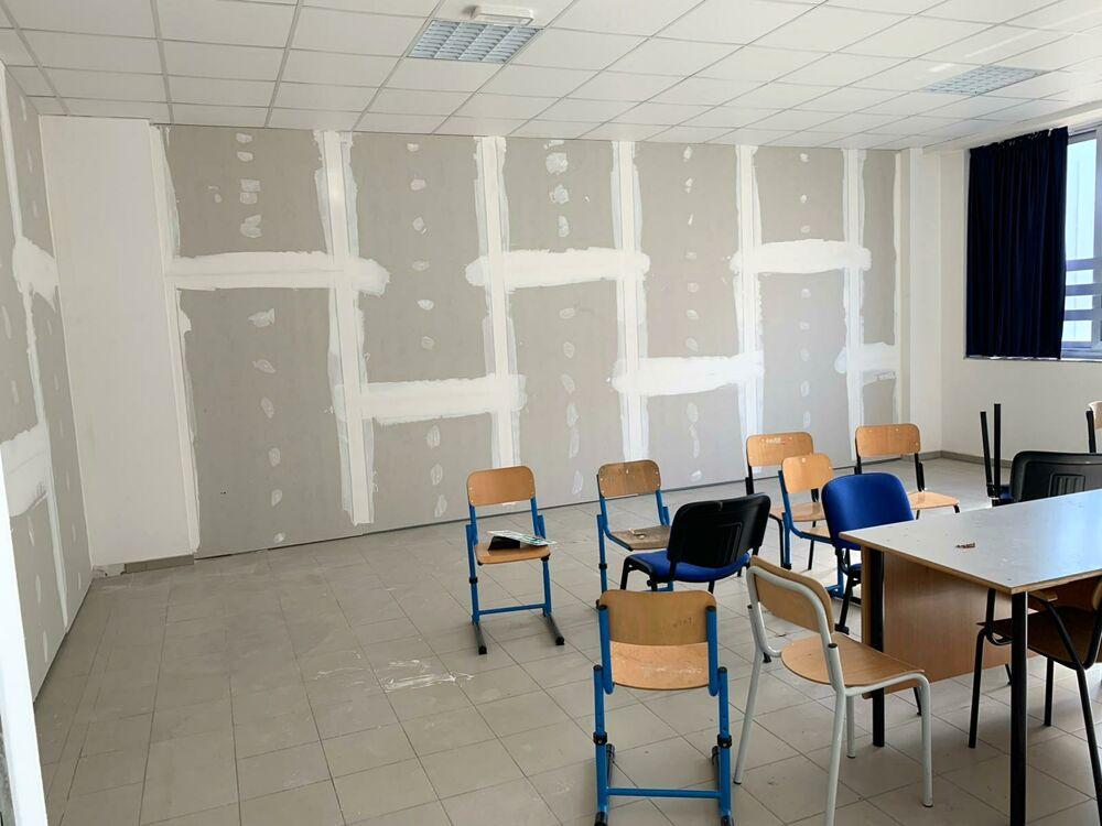Covid-19 a Battipaglia, proseguono i lavori nelle scuole: avviso pubblico per gli immobili