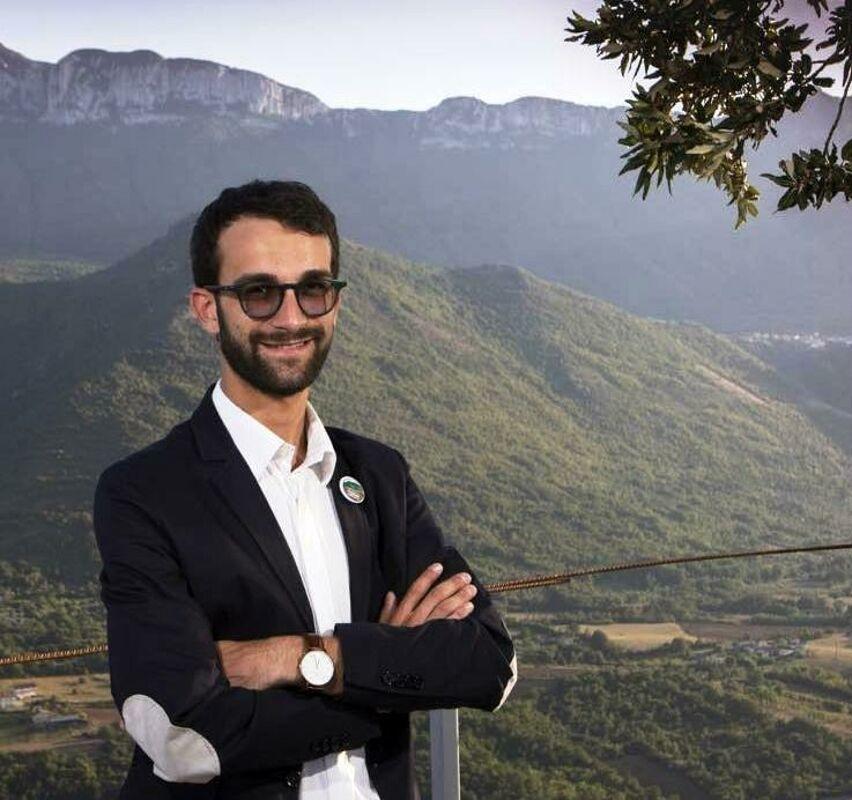 Elezioni a Sicignano, Giacomo Orco tra i più giovani candidati sindaci della provincia