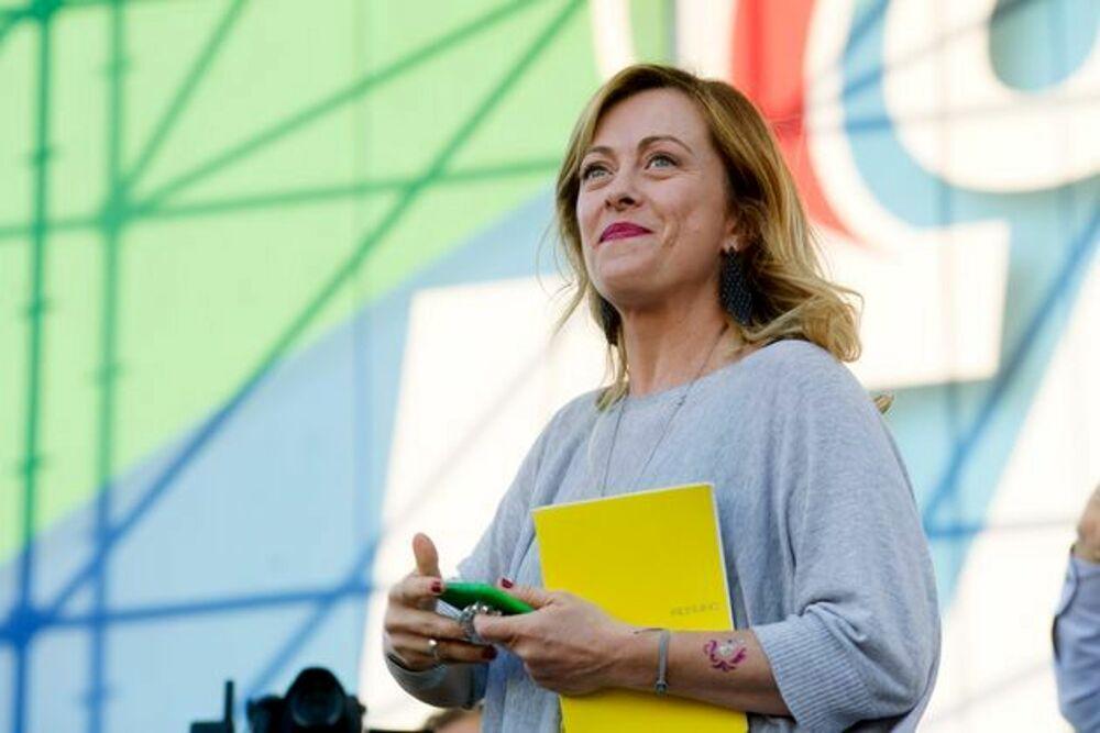 Elezioni 2020, Giorgia Meloni arriva a Cava de' Tirreni e Pagani