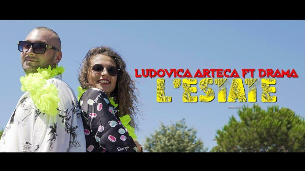 """""""L'estate"""", la cantante salernitana Ludovica Arteca lancia il suo nuovo singolo"""