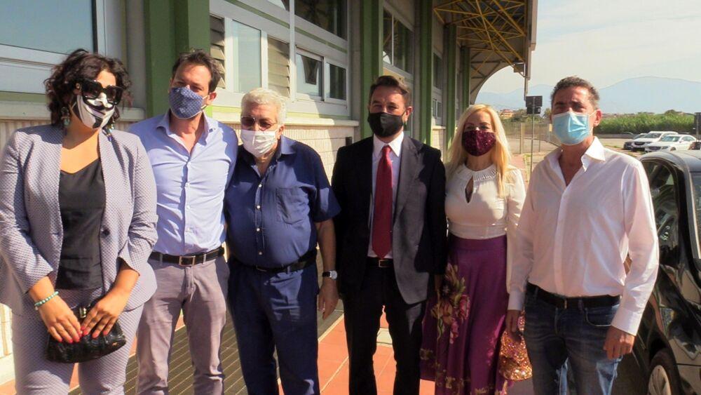 """Aeroporto di Salerno, il viceministro Cancelleri: """"Poche chiacchiere, ora i fatti"""""""