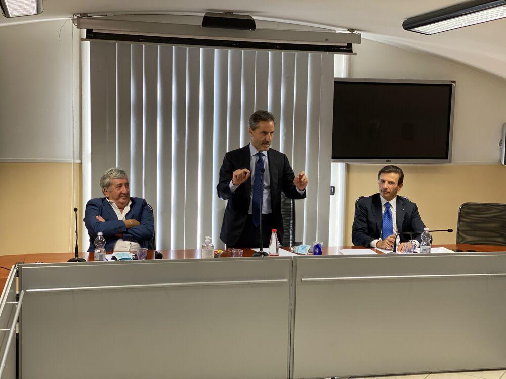 Regionali 2020, le richieste di commercianti e costruttori di Salerno a Caldoro