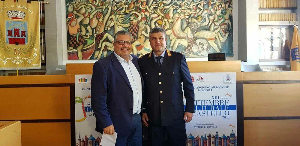 Agropoli, ecco chi è il nuovo comandante della Polizia Municipale