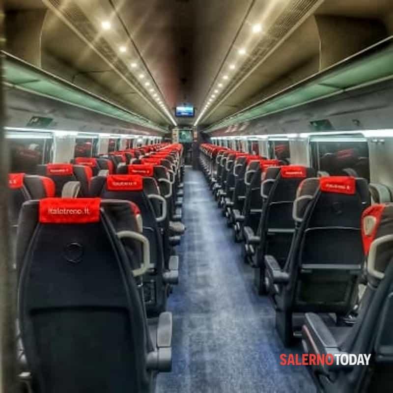 Manutenzione alla rete ferroviaria Napoli-Salerno: disagi e percorsi alternativi