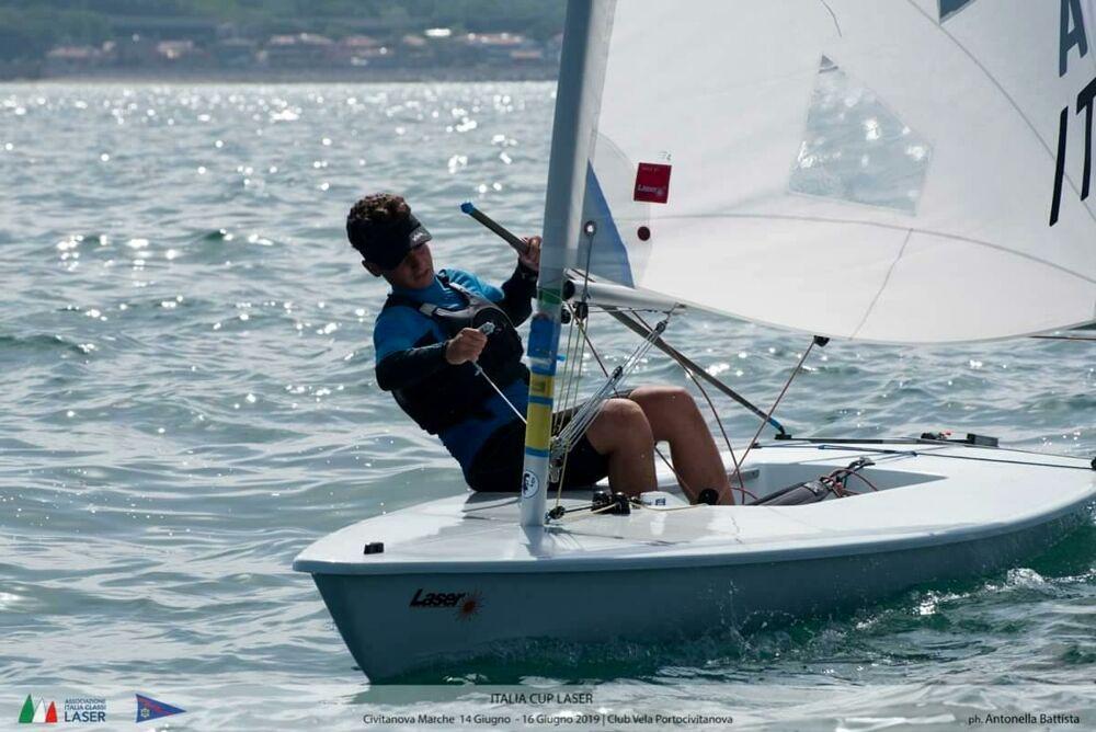 Salerno diventa capitale della vela per 4 giorni: in palio il titolo giovanile