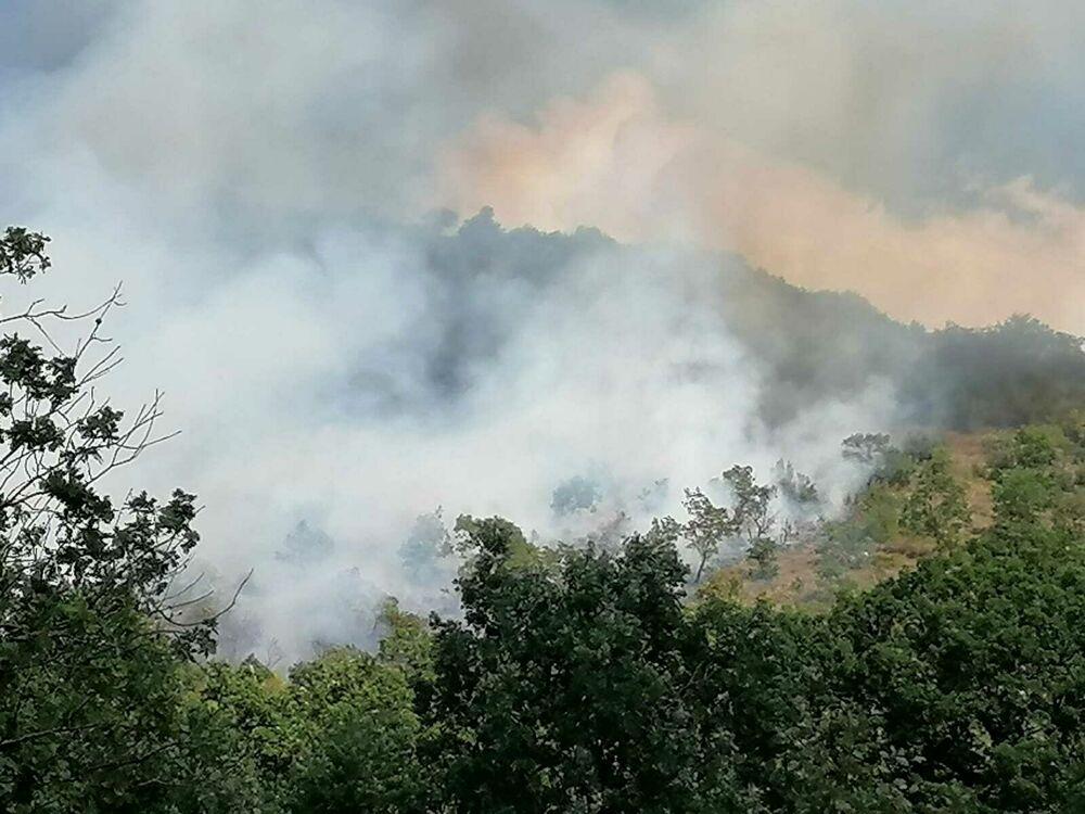 La Provincia che brucia, nuovi incendi a Sala Consilina e Atena
