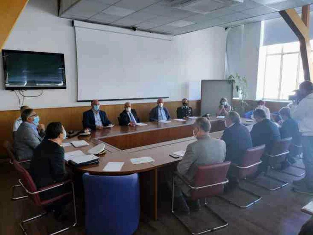 Vertice per la sicurezza, il Prefetto chiede ai sindaci controlli della Municipale fino a mezzanotte