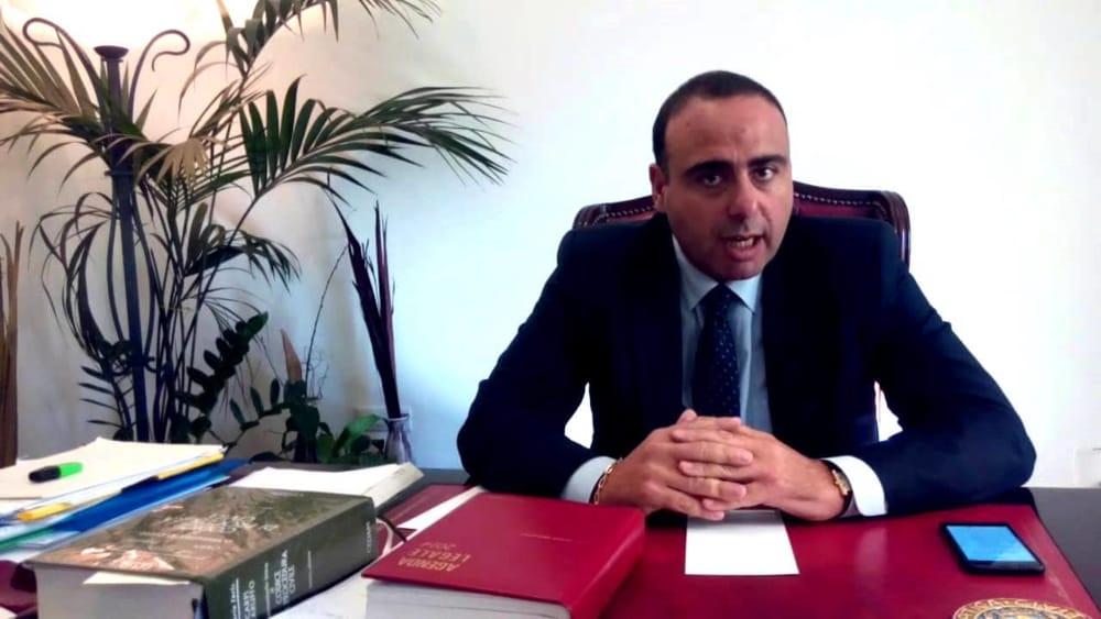 """Covid-19 a Salerno, Cammarota: """"Abbattere la Tari con i soldi di Luci d'Artista"""""""