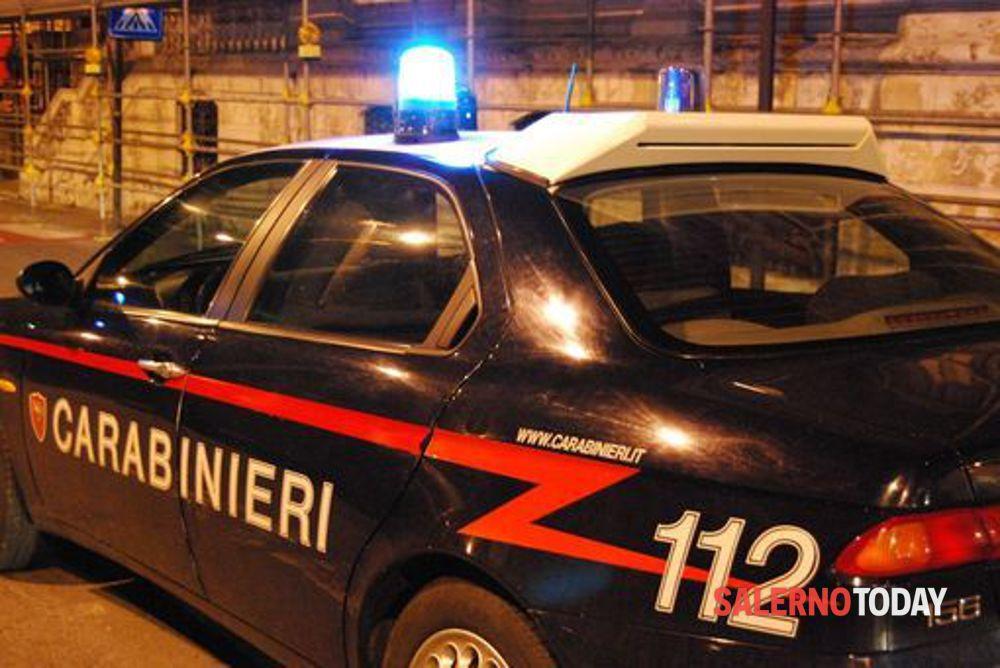 Beccato alla guida con la patente ritirata: denunciato giovane di Ravello