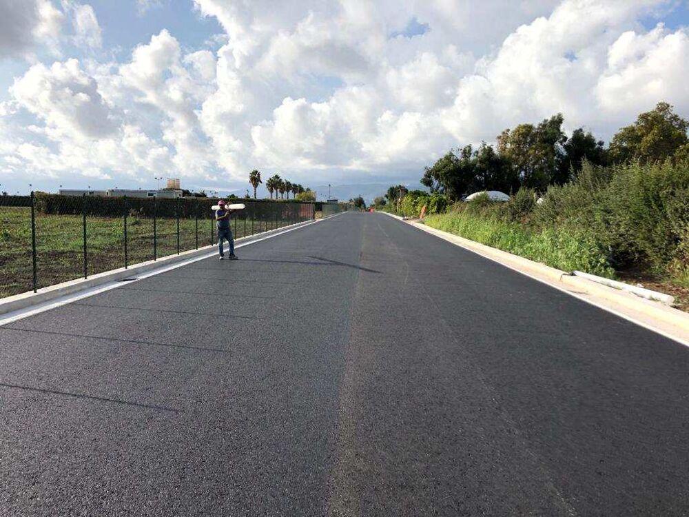 Tangenziale di Salerno Aeroporto Costa d'Amalfi–Capaccio: i lavori per il collegamento