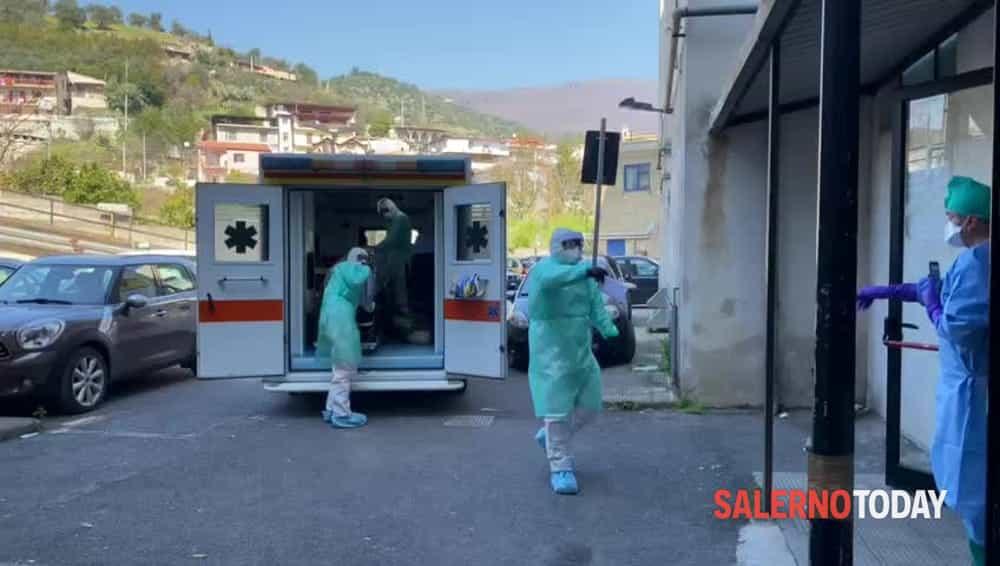 Covid-19: ancora un caso a Fisciano, intanto gli infermieri lanciano l'allarme in Campania