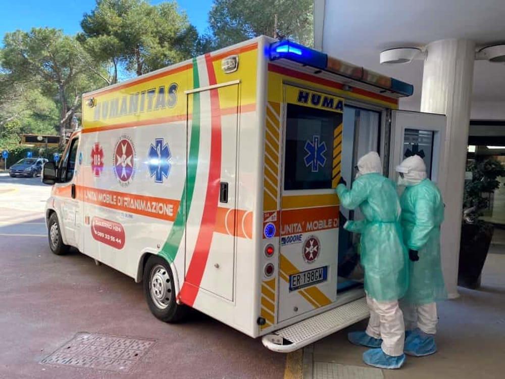 Covid-19: 1.718 nuovi contagi in Campania, 8 decessi in 3 giorni