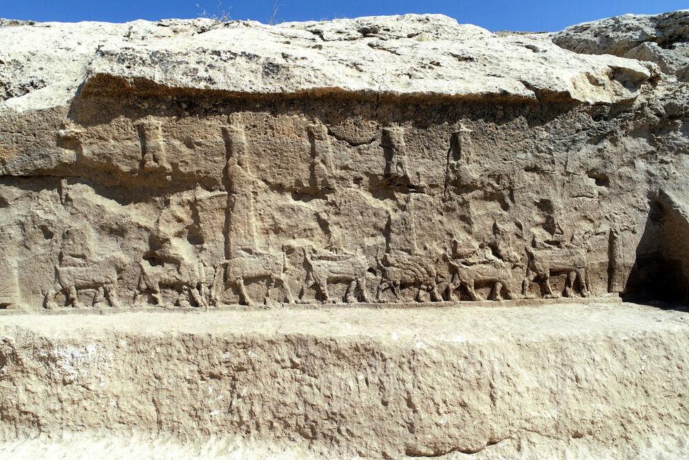 """La BMTA ed """"Archeo"""" premiano la scoperta di dieci rilievi rupestri assiri nel Kurdistan Iracheno"""