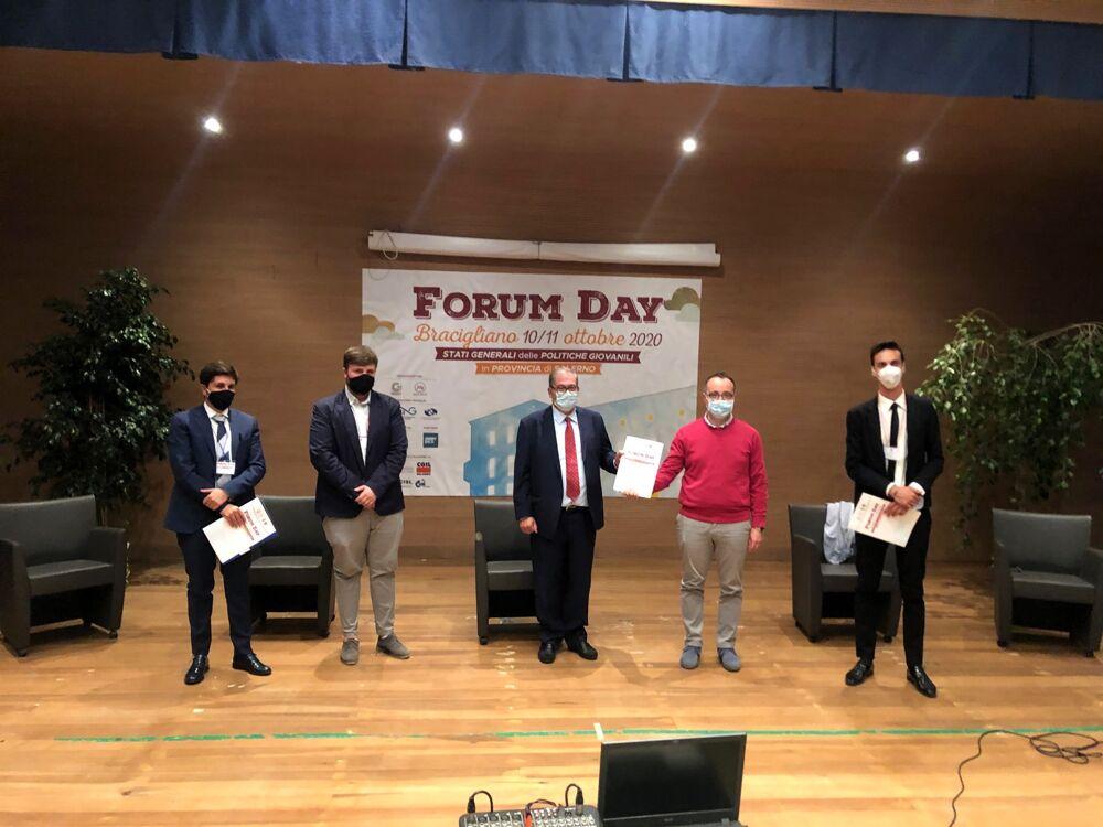 """Bracigliano, inaugurata la quinta edizione del """"Forum Day"""""""