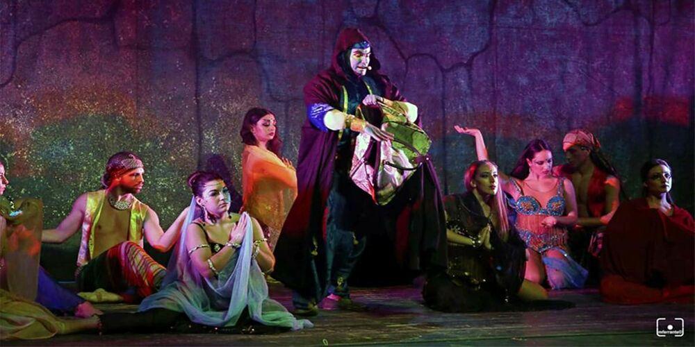 La favola di Aladino al Teatro delle Arti: ripartono gli spettacoli
