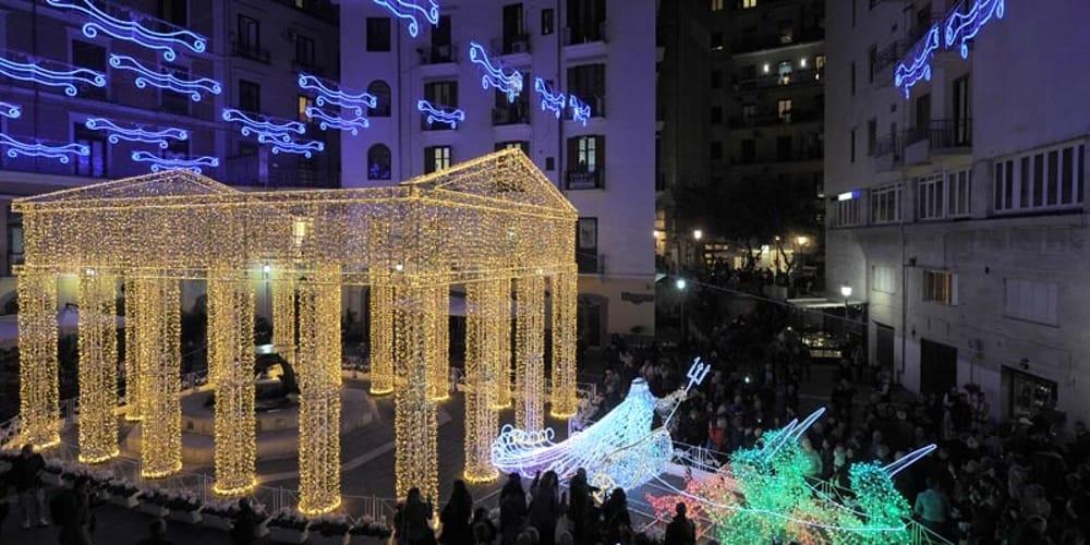 """Luci d'Artista, la precisazione di Napoli: """"Si faranno seppur in maniera ridotta"""""""