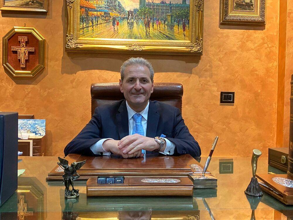 Elezioni comunali 2021, Michele Sarno si candida a sindaco di Salerno