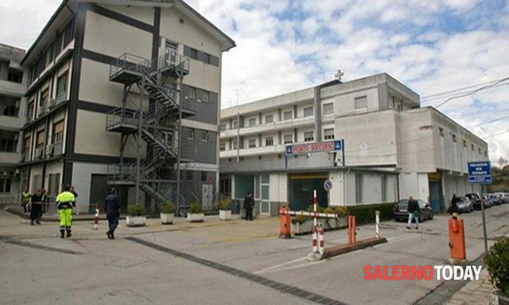 Covid all'ospedale Curto di Polla: contagiato un medico geriatra