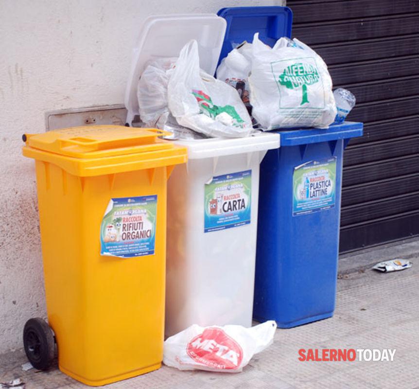 Conferimento dei rifiuti ad Agropoli: al via i controlli, fototrappole in azione