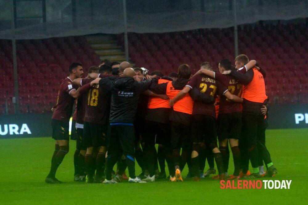 Salernitana, vetrina di Coppa Italia: granata a Marassi contro la Sampdoria