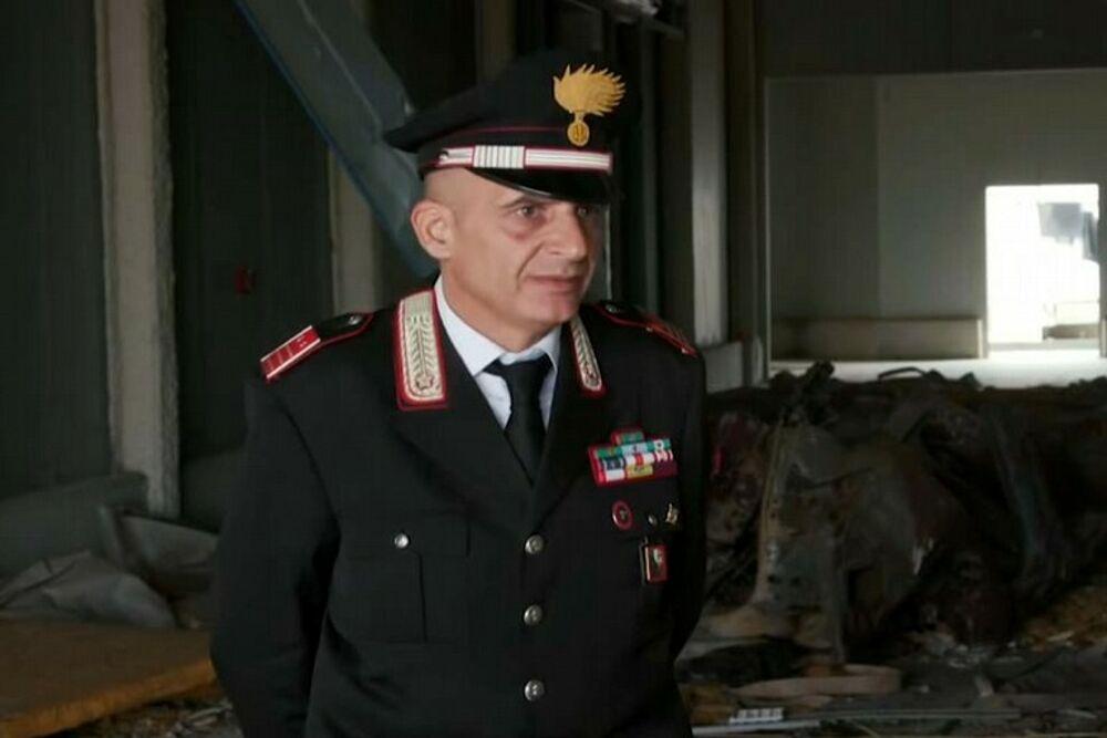 """Il luogotenente dei carabinieri Salvatore Giaccoli diventa """"cittadino illustre"""" di Roccapiemonte"""