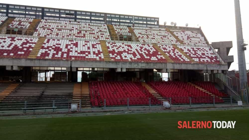 Salernitana-Pisa a porte chiuse, rinviato l'ingresso dei mille spettatori