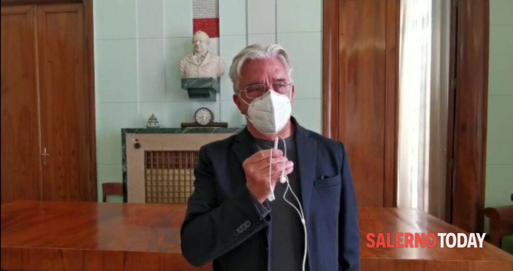 """Proteste a Salerno, il sindaco: """"Comprendo la disperazione, ma violenza inaccettabile"""""""