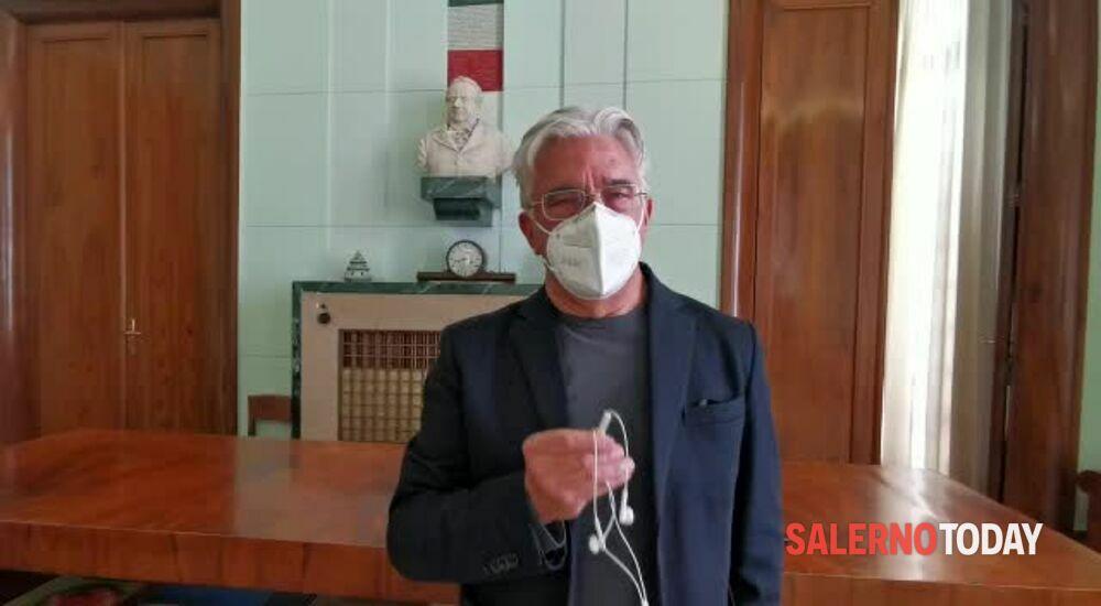 Il sindaco Napoli condanna gli episodi di violenza a Salerno: il video