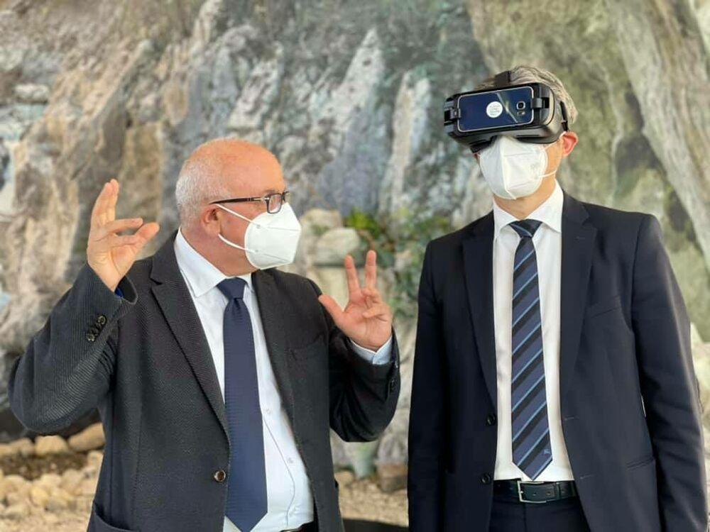 Il Covid non ferma la cultura, inaugurato il Museo del Parco Nazionale del Cilento Vallo di Diano e Alburni