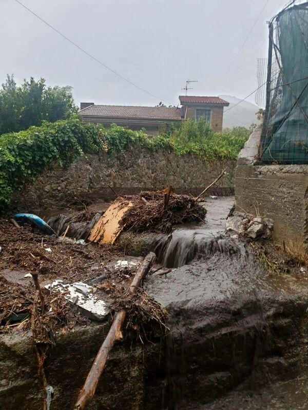 Emergenza maltempo nel Salernitano: Piero De Luca chiede lo stato di calamità