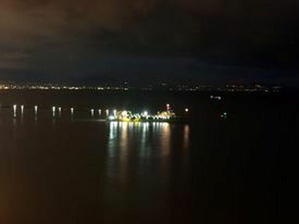 Porto di Salerno, le draghe al lavoro anche nei giorni festivi