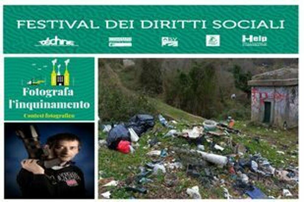 """Salerno, Guglielmo Gambardella vince il contest fotografico """"Fotografa l'inquinamento"""""""
