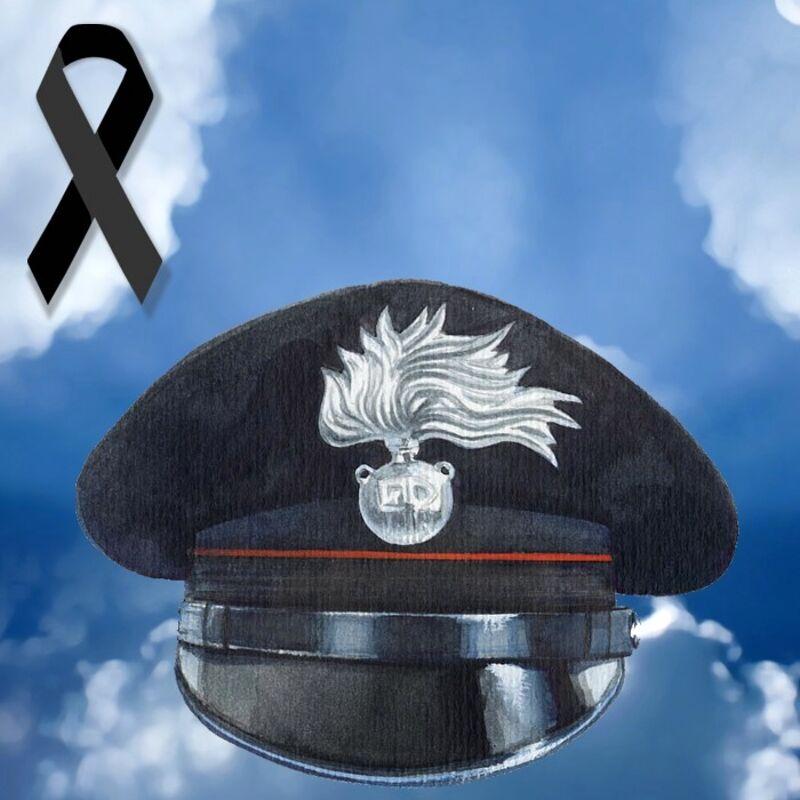 Covid-19, muore un carabiniere di 53 anni: il ricordo del sindaco di Roscigno