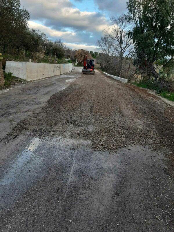 Roccadaspide, Strianese sui numerosi lavori di messa in sicurezza stradale
