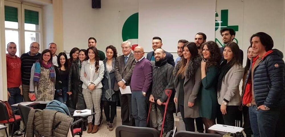 Riutilizzo dell'ex tribunale di Salerno: la proposta della Cisl Giovani