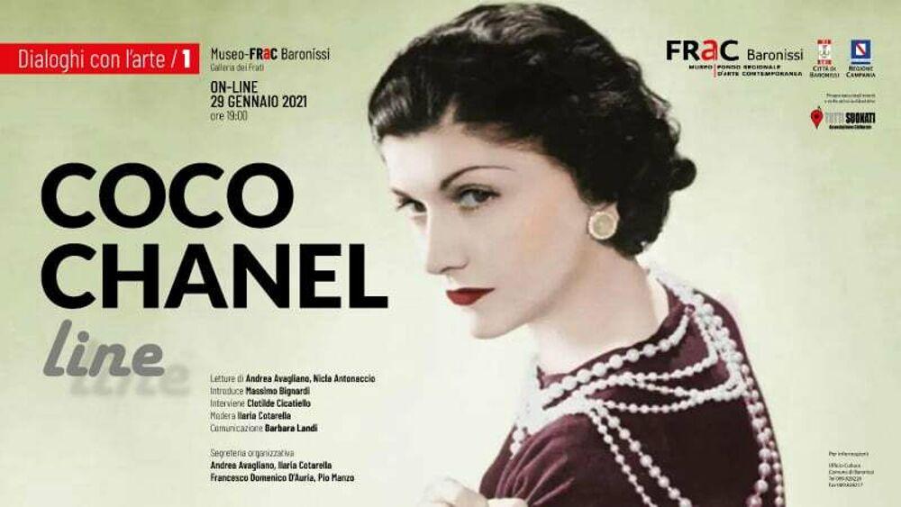 Il Museo FRaC di Baronissi celebra Coco Chanel: rassegna d'arte on line
